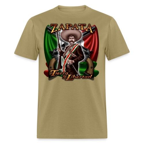 Tierra Libertad by RollinLow - Men's T-Shirt