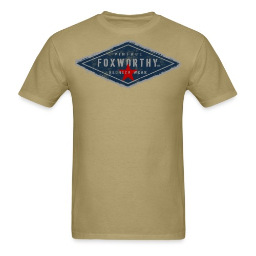 foxworthy diamond - Men's T-Shirt