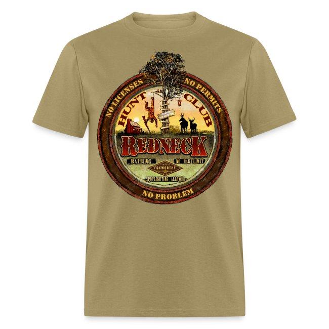 redneck hunt club