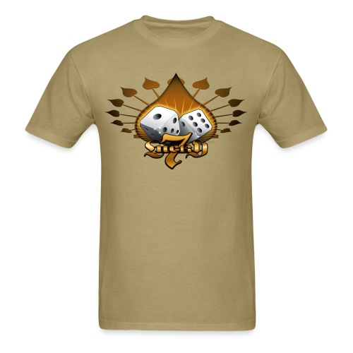 Lucky 7 by RollinLow - Men's T-Shirt