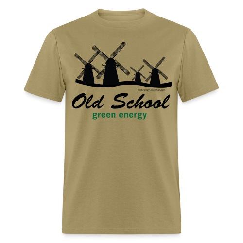 11 Old School - Men's T-Shirt