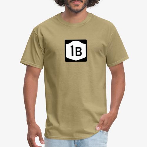 600px NY 1B svg - Men's T-Shirt
