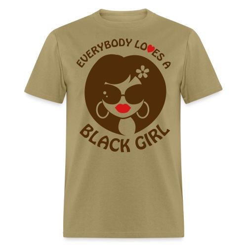everybodyloves3 - Men's T-Shirt