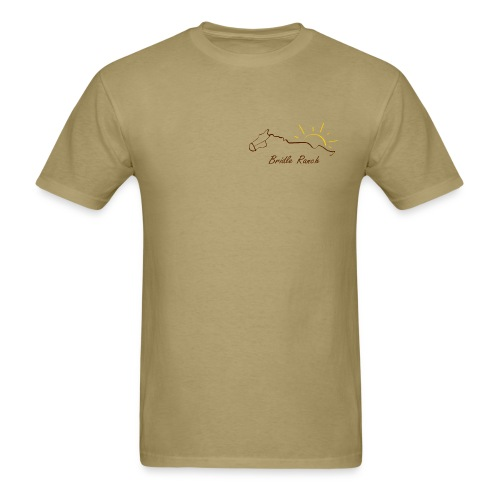 Bridle Ranch Traditional - Men's T-Shirt