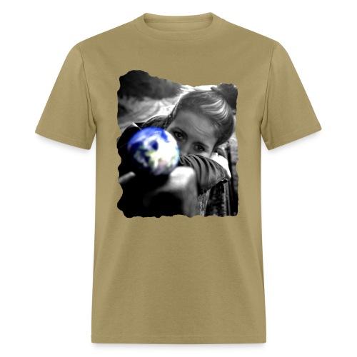 Eyes Open - Men's T-Shirt