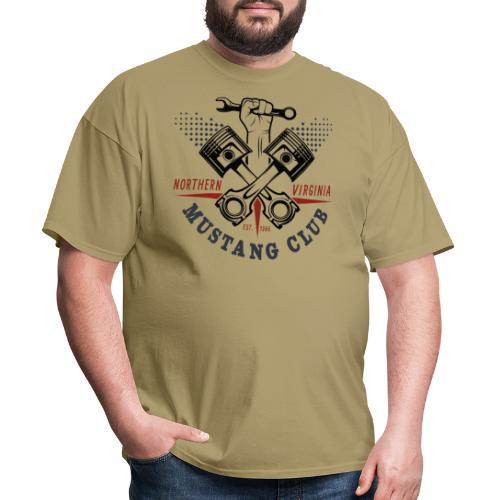 Crazy Pistons - Men's T-Shirt