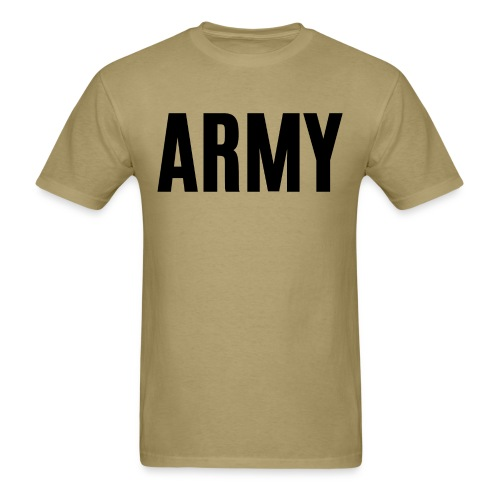 ARMY - Men's T-Shirt