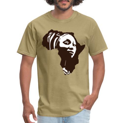 Original Kulture Mama Africa Print - Men's T-Shirt