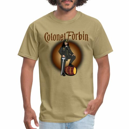 colonel forbin 2 - Men's T-Shirt