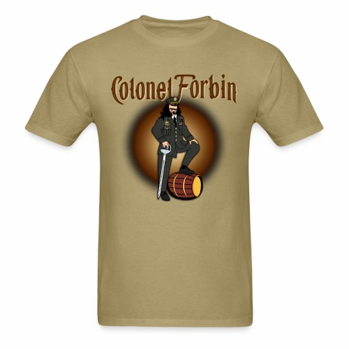 colonel forbin 2 - Men's T-Shirt