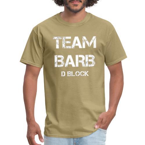 TEAM BARB Orange Is The New Black Shirts D Block - Men's T-Shirt