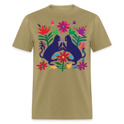 Otomi Cats S by TeeNERD - Men's T-Shirt
