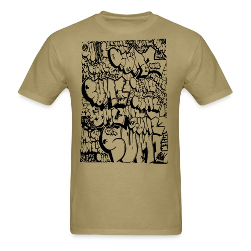 drawing - Men's T-Shirt
