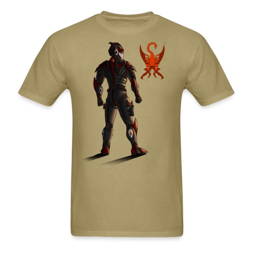 scorp ssl png - Men's T-Shirt