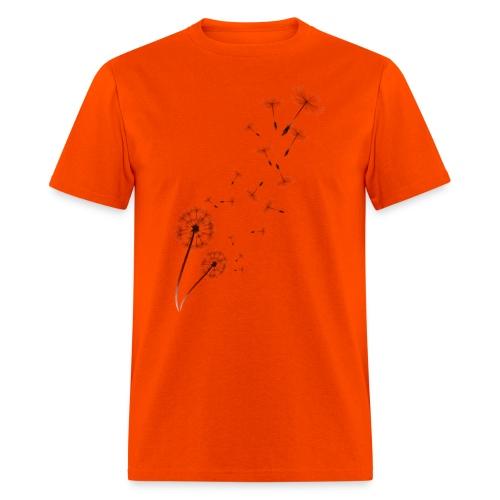 Dandelion on Baby Blue - Men's T-Shirt