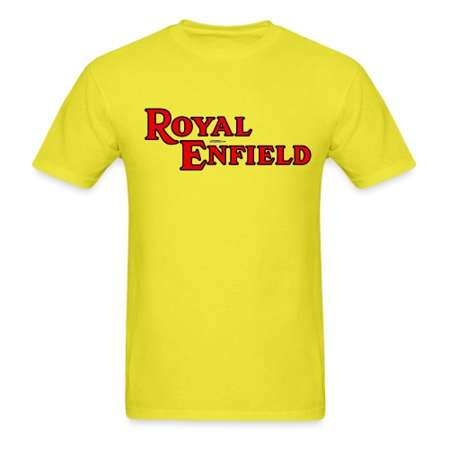 Royal Enfield - AUTONAUT.com - Men's T-Shirt