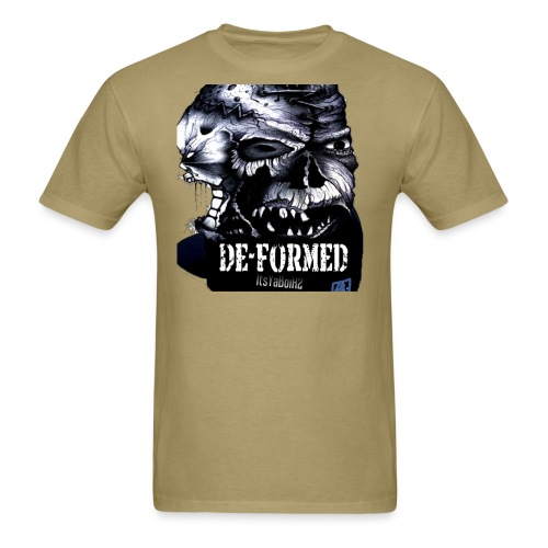 De-Formed Cover Art - Men's T-Shirt