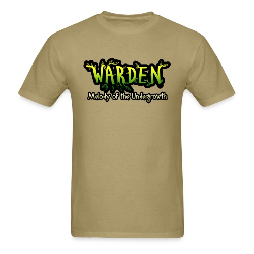Warden Logo - Men's T-Shirt