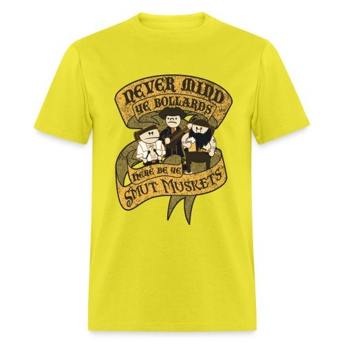 Never Mind Ye Bollards... - Men's T-Shirt
