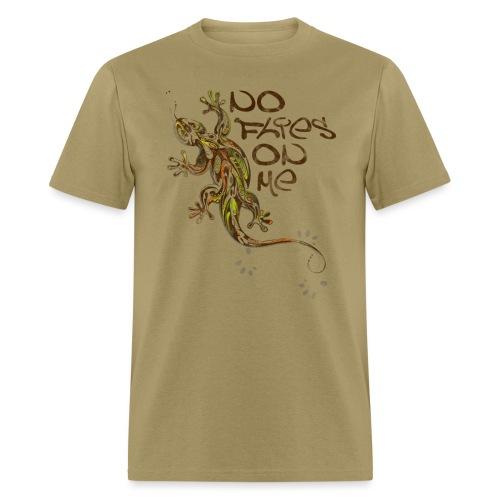 No flies On Me - Men's T-Shirt