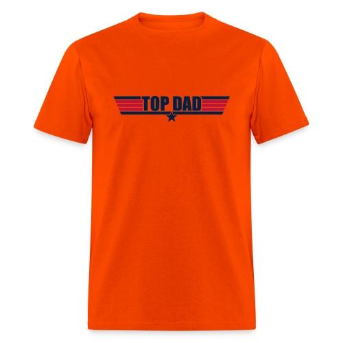 Top Dad - Men's T-Shirt