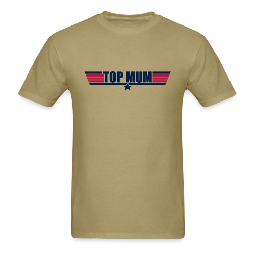Top Mum - Men's T-Shirt