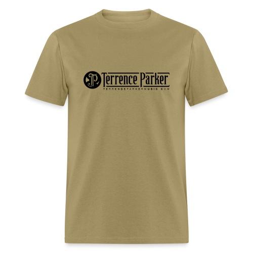 TERRENCE PARKER LOGO - Men's T-Shirt