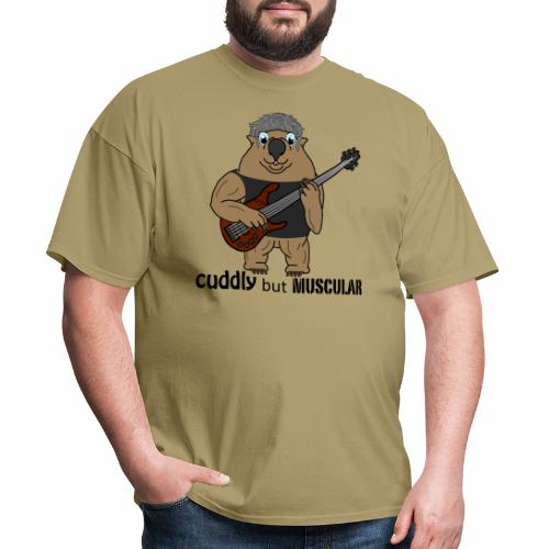 wombatblack - Men's T-Shirt