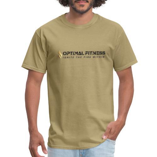 color logo transparent - Men's T-Shirt