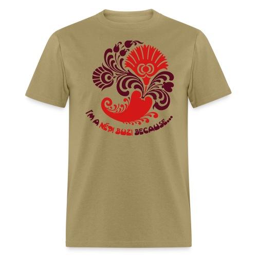 nepi buzi2 - Men's T-Shirt
