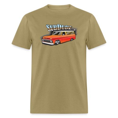 SubDudeOrange - Men's T-Shirt
