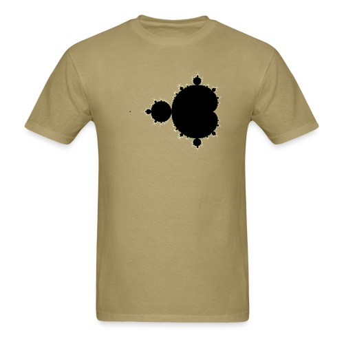 mandelbrot - Men's T-Shirt