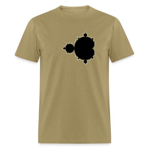 mandelbrot - Men's T-Shirt