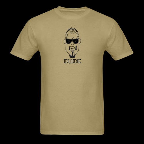 Dude Head 1 - Men's T-Shirt