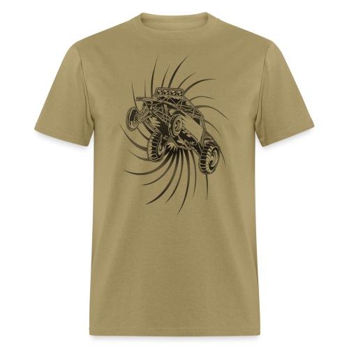 Buggy Sun-Flower - Men's T-Shirt
