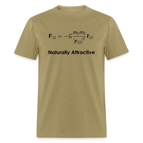 Newtonian Gravity - Men's T-Shirt