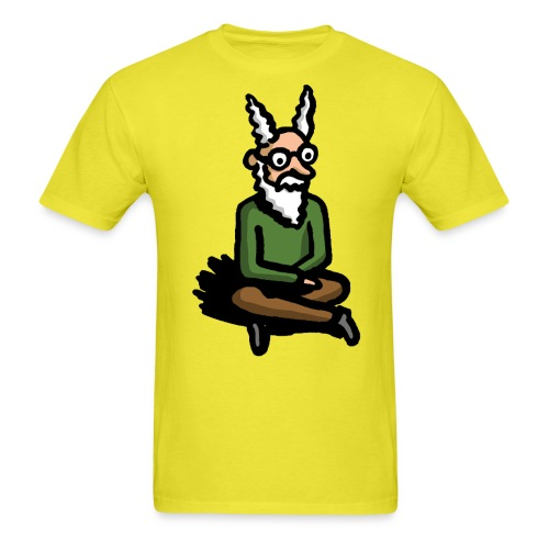 The Zen of Nimbus t-shirt / Nimbus in color - Men's T-Shirt