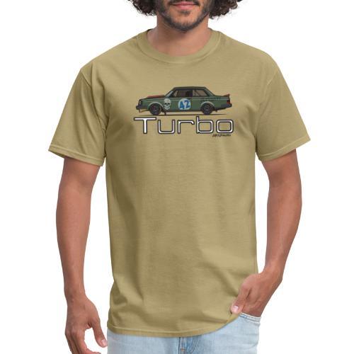 240 Turbo Track Car - Men's T-Shirt