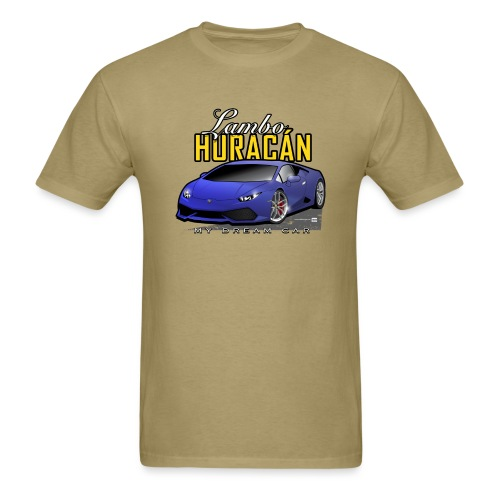 HuracanDreamCar - Men's T-Shirt