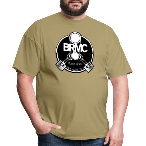 Busted R'ses MC Logo - Men's T-Shirt