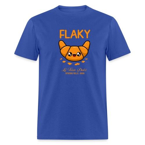 Flaky Croissant - Men's T-Shirt