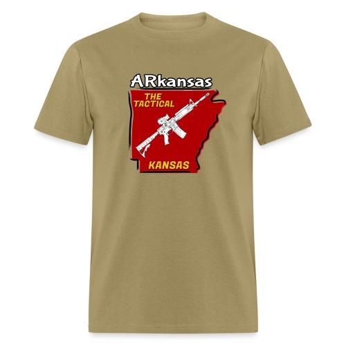 Tactical Kansas - Men's T-Shirt