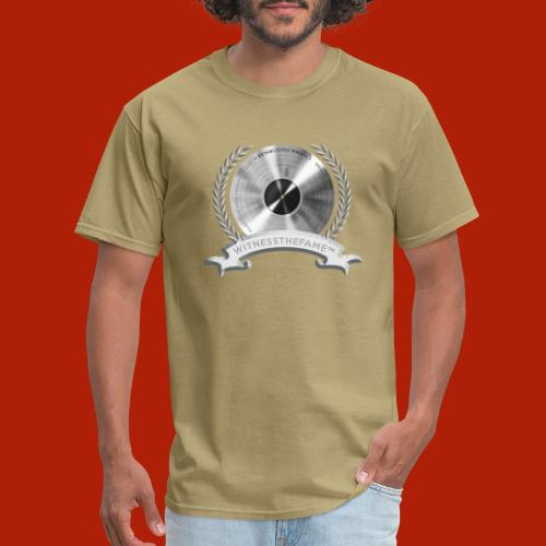 WITNESSTHEFAME PLATINUM SEAL - Men's T-Shirt