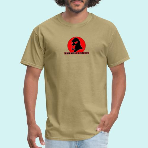 Executioner logo - Men's T-Shirt