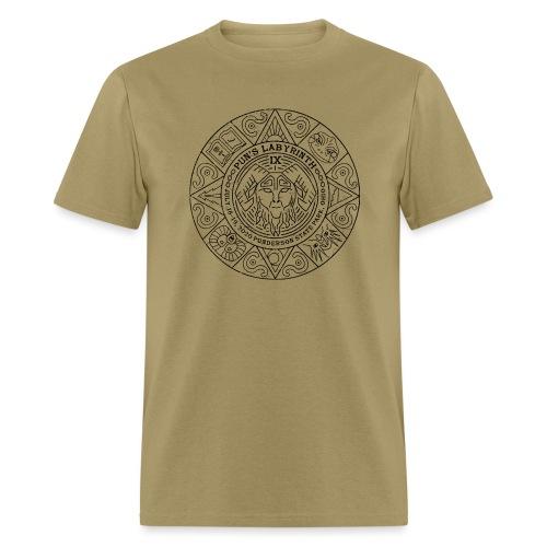 Pun's Labyrinth IX 2020 Tournament Stamp - Men's T-Shirt