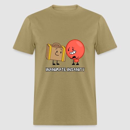 Suitcase Balloon Duo - Men's T-Shirt