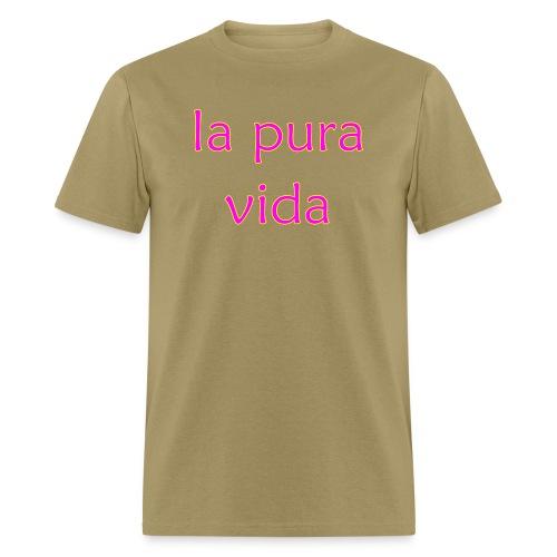 la pura vida - Men's T-Shirt