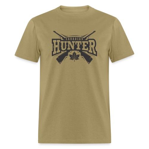 Canadian Hunter - Men's T-Shirt