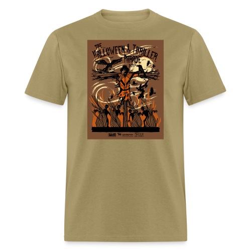 Thriller 2017 Lexington Halloween Parade - Men's T-Shirt