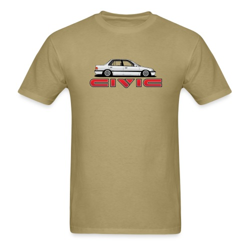 '88 - '91 EF Sedan - Men's T-Shirt